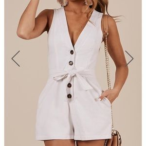You're my kind playsuit
